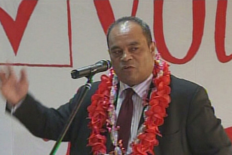 Labour MP Sua William Sio