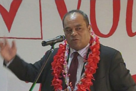 Labour MP Sua William Sio  (file pic)