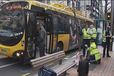 At least 55 people have been seriously injured  crossing Wellington's central city streets in the last six years