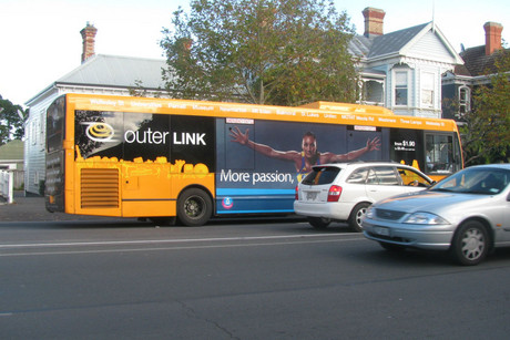 Link buses will be affected by the outage