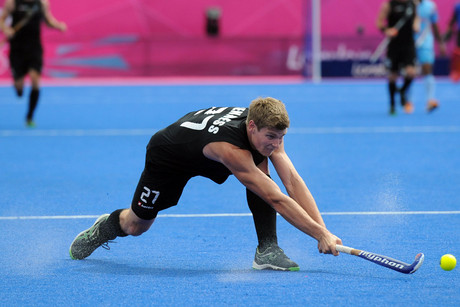 Black Sticks player Stephen Jenness (Photosport)