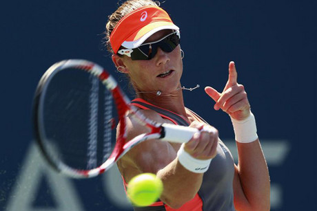 Defending U.S. Open champion Sam Stosur (Reuters)