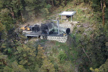 29 men were killed in a blast in the Pike River coalmine almost two years ago