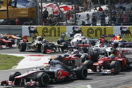 Some of these teams may not be seen amongst F1 after the 2014 changes (Reuters file)