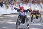 David Weir the 'Weirwolf of London' (Reuters)