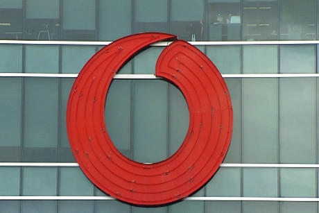 Vodafone has been fined almost $1 million