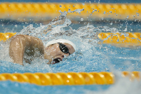 Sophie Pascoe wins gold in 100m Freestyle S10 (Photosport)
