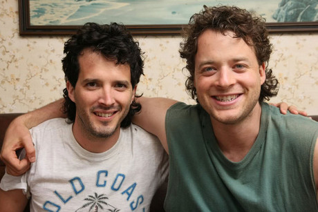 Two Little Boys stars Bret McKenzie and Hamish Blake