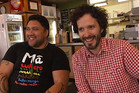 Bret McKenzie and Maaka Pohatu