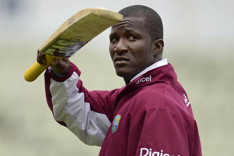 West Indies' captain Darren Sammy (Reuters file)