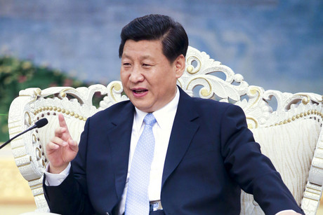 Xi Jinping pictured on August 30 (Reuters)