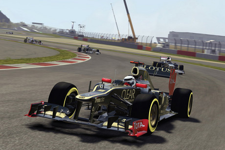 F1 2012 screenshot