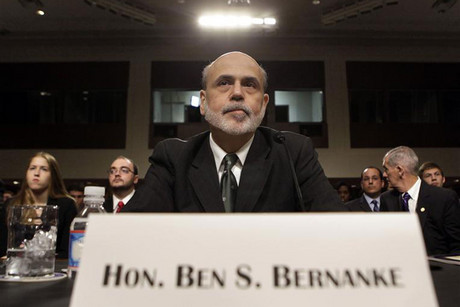 Federal Reserve Chairman Ben Bernanke (Reuters)