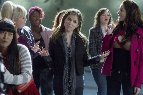 Still from Pitch Perfect