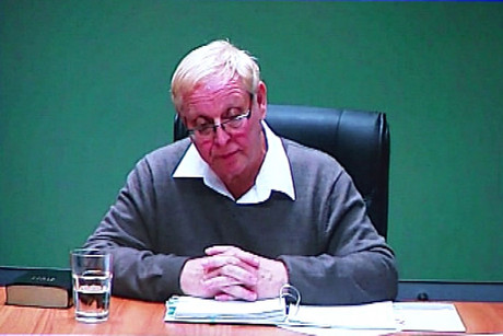At the Canterbury Earthquake Royal Commission, Gerald Shirtcliff struggled