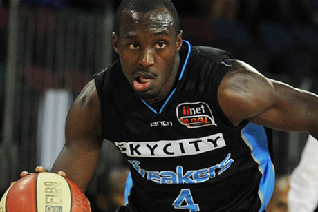 Guard Cedric Jackson scored 16 for the Breakers (file pic)