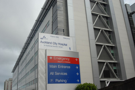 One person with serious injuries was headed to Auckland Hospital (file)