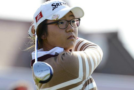 Kiwi 15-year-old golfer Lydia Ko (Reuters)