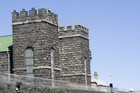The 120-year-old stone prison building is now closed and holds no prisoners
