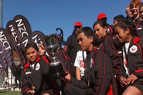 Counties Manukau beat Manawatu in the final