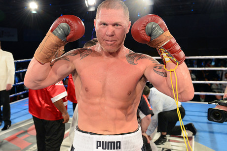 New Zealand boxer Shane Cameron (photosport)