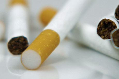 Passengers from overseas are now restricted to taking in 50 cigarettes