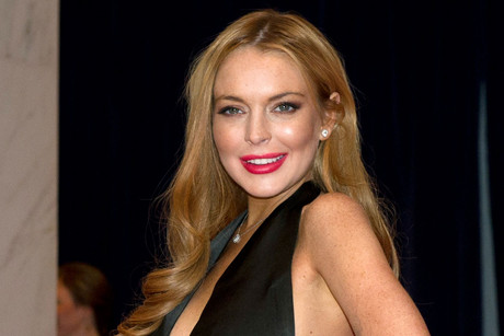 Lindsay Lohan (AAP)
