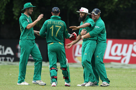 The stats back South Africa to take the title (photosport)