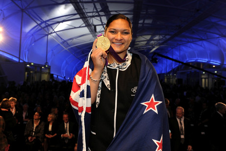 Valerie Adams (Photosport)