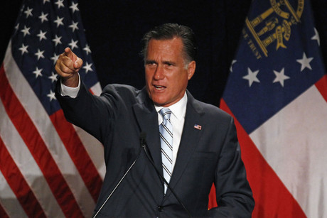 Mitt Romney (Reuters)