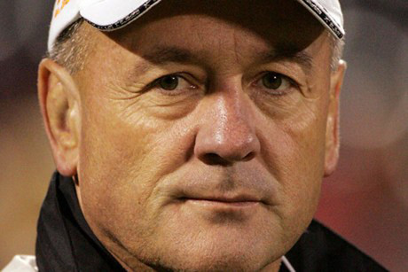 Wests Tigers coach Tim Sheens (file pic)