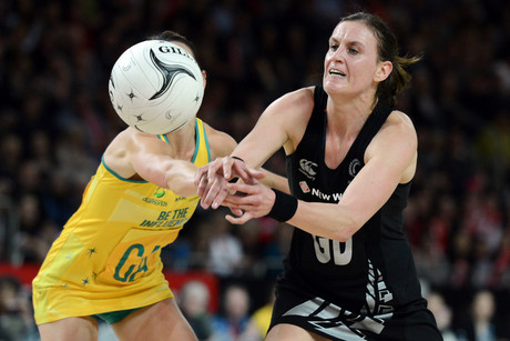 The Silver Ferns held out against their fast-finishing opponents (photosport)