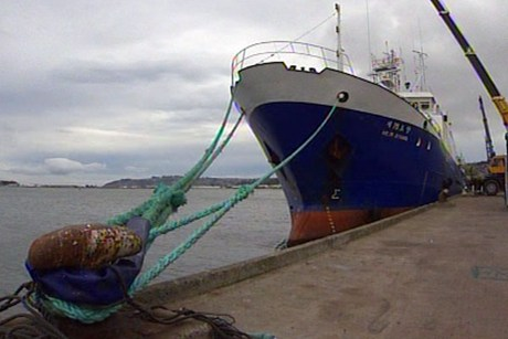 An estimated 405 tonnes of fish were dumped in two trips off the South Island