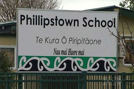 Phillipstown School is one of the schools facing closure