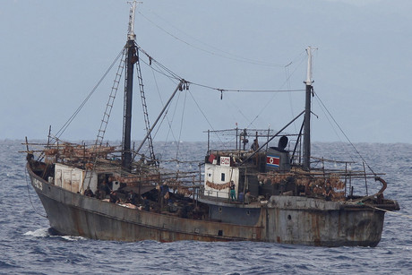 A Korean fishing boat (file: Reuters)