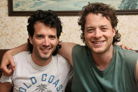 Two Little Boys stars Bret McKenzie and Hamish Clark  (file)