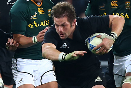 Richie McCaw (Photosport file)