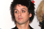 Green Day's Billie Joe Armstrong (AAP)
