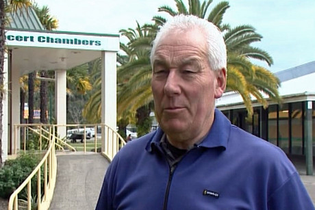 Malcolm Campbell says the recent arrival of five families from South Auckland has led to a rise in crime