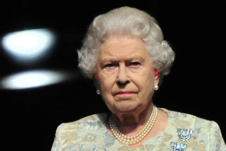 Queen Elizabeth (Reuters)