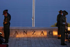 Dawn services are held at Anzac Cove each year (Reuters)
