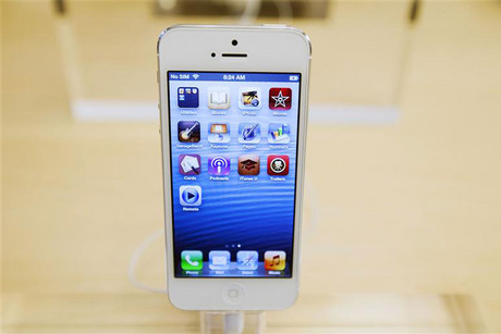 The new iPhone has problems with its operating system (Reuters)