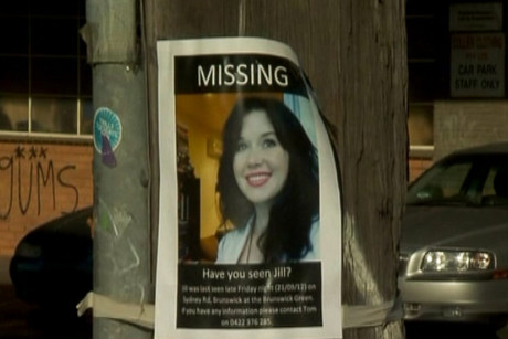 Jill Meagher has been missing since the early hours of Saturday morning