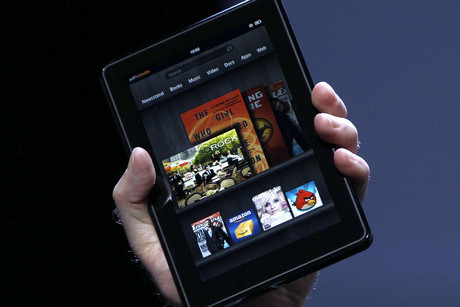 Kindle Fire (Reuters)