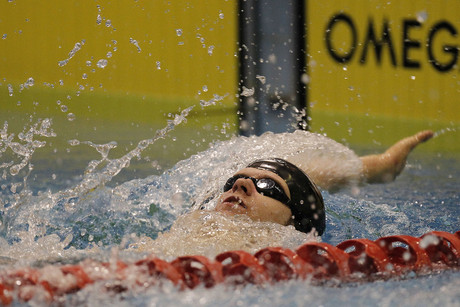 Cameron Leslie also won gold overnight (Photosport file)