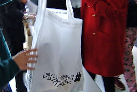 The goodie bags are already being handed out as NZ Fashion Week kicks off