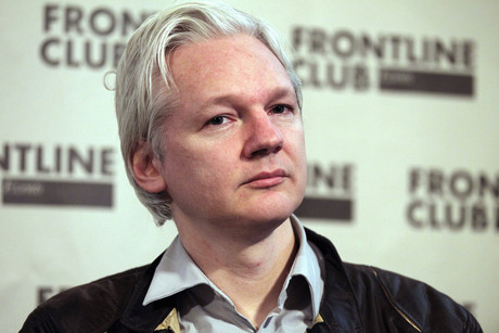 Julian Assange (Reuters)