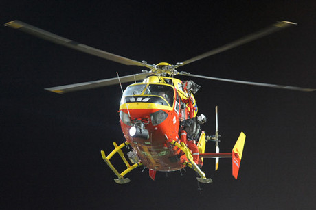 Westpac Rescue Helicopter (file pic)