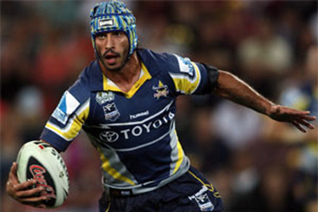 The Cronulla skipper says if it wasn't for Johnathan Thurston being the victim things would be less severe (file pic)