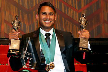 Ben Barba (Photosport)